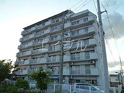 リバーサイドハイツ[4階]の外観