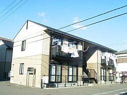 ファミール・ビレジ B棟[1階]の外観
