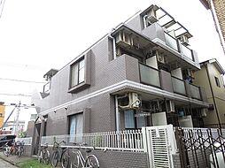 埼玉県さいたま市浦和区本太2丁目の賃貸マンションの外観