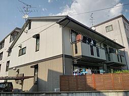 大阪府門真市月出町の賃貸アパートの外観