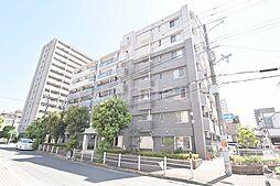 大阪府大阪市鶴見区緑2丁目の賃貸マンションの外観