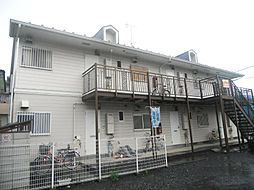 TOMATO HOUSE[203号室]の外観