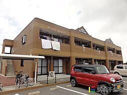 コンフォール東与賀II[206号室]の外観