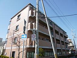 兵庫県西宮市里中町2丁目の賃貸マンションの外観