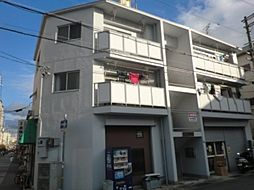 兵庫県尼崎市上坂部3丁目の賃貸マンションの外観