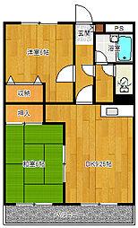 富志正第五ビル[305号室号室]の間取り