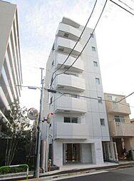 プレミアムキューブ文京江戸川橋[4F号室]の外観