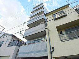 グローバルハイツ鶴橋[3階]の外観