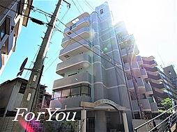 兵庫県神戸市東灘区御影石町1丁目の賃貸マンションの外観
