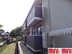 佐賀県佐賀市多布施4の賃貸アパートの外観