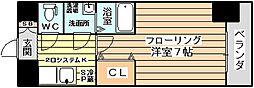 ファーストステージ北大阪レジデンス[202号室]の間取り