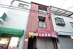 大阪府東大阪市高井田西3丁目の賃貸マンションの外観