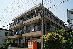 神奈川県横浜市神奈川区新子安1丁目の賃貸マンションの外観