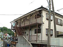 グリーンベル[2階]の外観