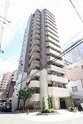 大阪府大阪市中央区内淡路町1丁目の賃貸マンションの外観