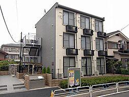 東京都江戸川区東瑞江2丁目の賃貸マンションの外観