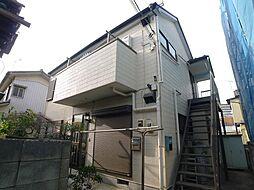 東京都葛飾区東金町7丁目の賃貸アパートの外観