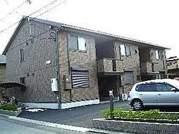 埼玉県春日部市本田町2の賃貸アパートの外観