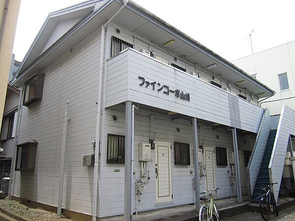 ファインコーポ山崎 2階の賃貸【東京都 / 足立区】
