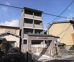 京都府京都市上京区上御霊前通室町東入内構町の賃貸マンションの外観