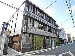 プレージア京都聖護院ノ邸[204号室号室]の外観