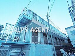 東急東横線 東白楽駅 徒歩10分の賃貸アパート
