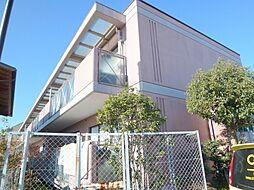 兵庫県宝塚市中筋山手3丁目の賃貸マンションの外観