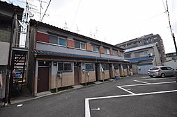 [テラスハウス] 大阪府柏原市平野1丁目 の賃貸【/】の外観