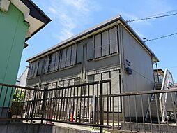シティハイム長浦[104号室]の外観