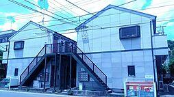 コーポアメニティI[1階]の外観