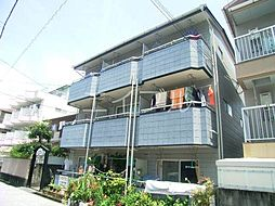 第2コーポタテワキ[3階]の外観
