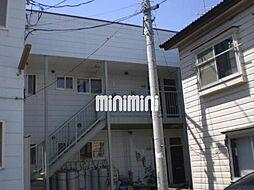 サンハイツヤマモトB[1階]の外観