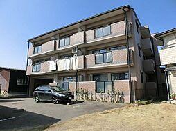 愛知県清須市阿原宮前の賃貸マンションの外観