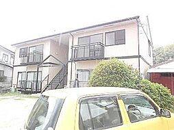 広島県安芸郡海田町上市の賃貸アパートの外観
