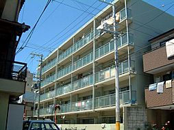 姫島ローズハイツII[402号室]の外観