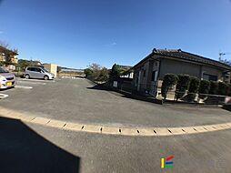 アンソレイユII[1階]の外観