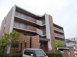 愛知県清須市西枇杷島町古城2丁目の賃貸マンションの外観