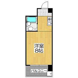 コートハウス88[301号室]の間取り