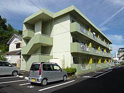 鈴木グリーンハイツA棟[102号室]の外観