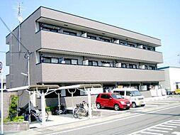 大阪府高石市西取石7丁目の賃貸アパートの外観