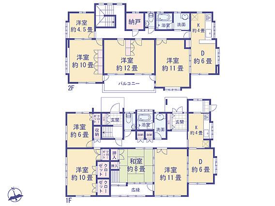 建物面積:23...