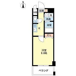 平戸橋駅 4.3万円