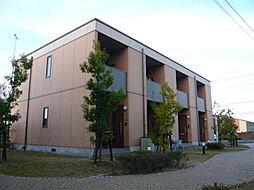 [テラスハウス] 滋賀県東近江市沖野2丁目 の賃貸【/】の外観