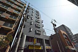 エムズハウス栄[4階]の外観