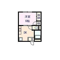 武志駅 3.6万円