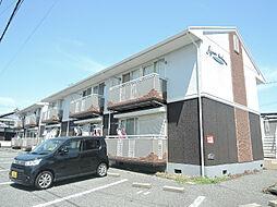 福岡県北九州市小倉南区田原2丁目の賃貸アパートの外観