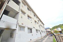 広島県広島市東区温品8丁目の賃貸マンションの外観
