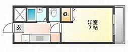 入江第2ビル[5階]の間取り