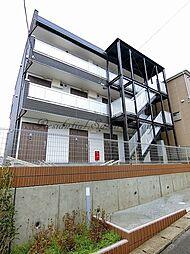 神奈川県藤沢市藤が岡1丁目の賃貸アパートの外観