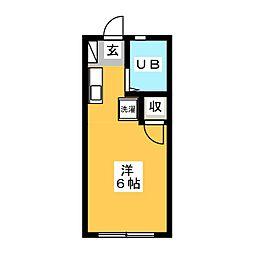 聖蹟桜ヶ丘駅 3.3万円